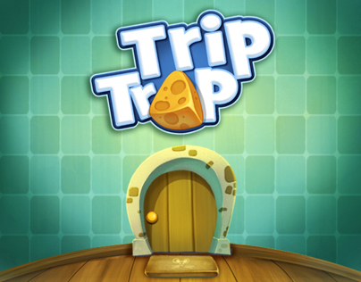 """TripTrap""  iphone/ipad game"