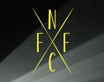 No Fun Film Club Branding