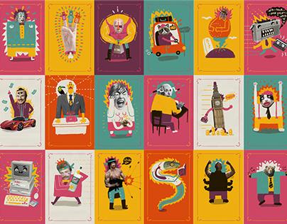 Hangimiz? / Which Of Us? (GGJ 2014 - Card Game)