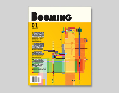 Booming, Business Magazine