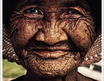 FACES of BALI I seen by DAVID ULRICH