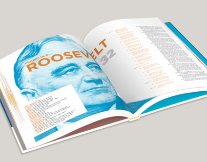 Presidents book pages