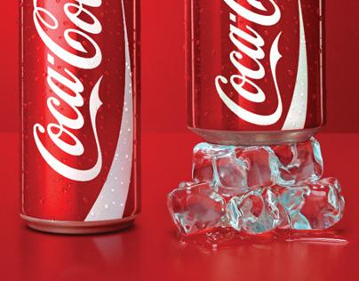 Coca-Cola | Sleek Can Launch