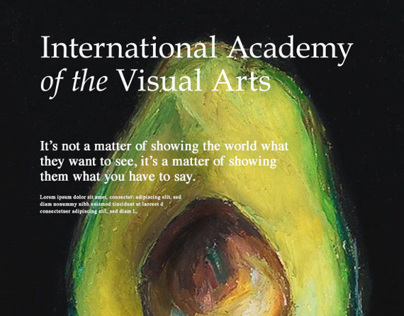 International Academy of the Visual Arts