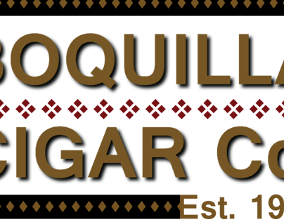 Boquilla Cigar Co. Logo