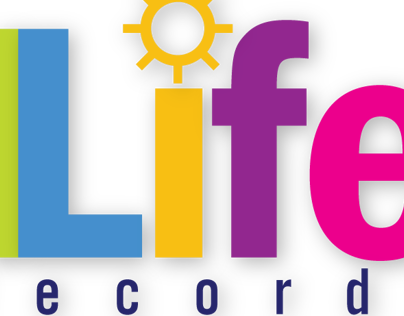 1 Life Records Logo