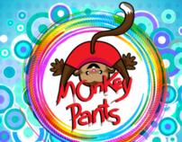 Monkey Pants Game Design