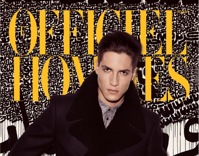 L'Officiel Hommes Magazine? | 19 Pieces