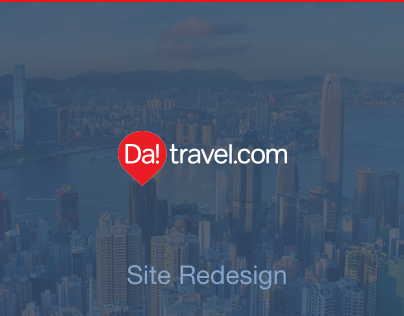 DaTravel Redesign
