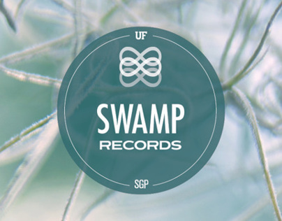 Swamp Records Identity