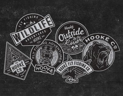 Wildlife & Adventures Badges