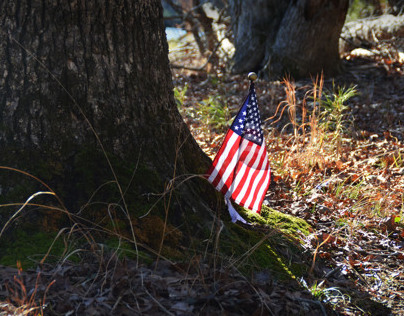 Hiking for Virginias Fallen Heroes