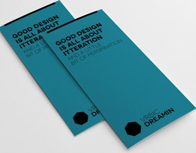 Bold Business 3-fold Brochure