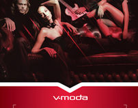 V-MODA HOLLYWOOD