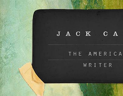 Jack Cady Book, US writer collection
