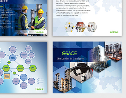Business Overview Brochure & Presentation