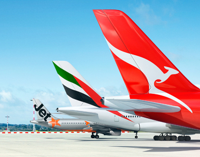 Qantas Curiosity New