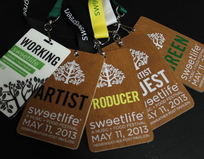 Sweetlife 2013 Collateral