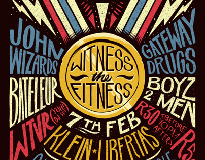 Yoh!: Witness the Fitness