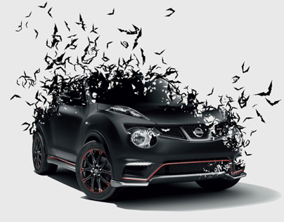 Juke Nismo, Built To Thrill - CGI & Retouching