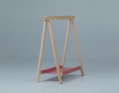 The Simplest Table Stand