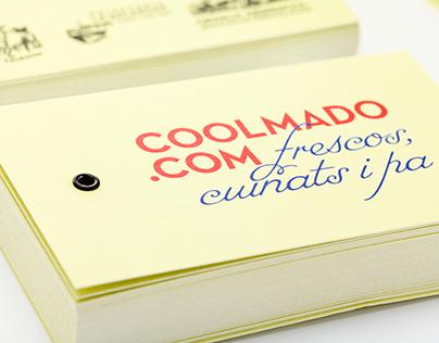 Naming, corporate image and web | Coolmado