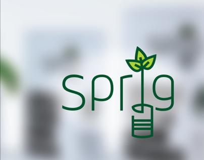 Sprig - Grow your own herbs