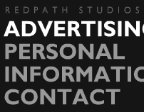 Redpath Studios website