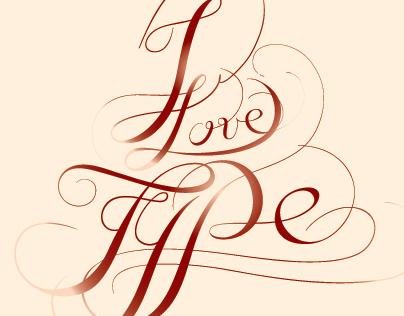 I Love Type
