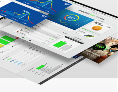 Nike+ Fuelband Web