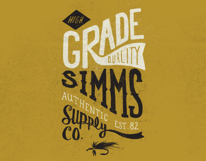 Simms Fishing Clothing Logos 2015