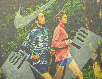 NIKE WE RUN XC LOOKBOOK
