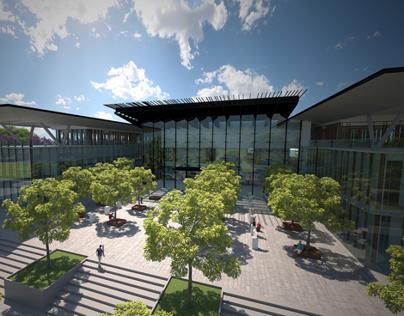 Final year project - Brisbane Powerhouse extension