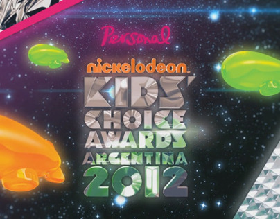 "Personal: Kids Choice Awards ""Artista"""