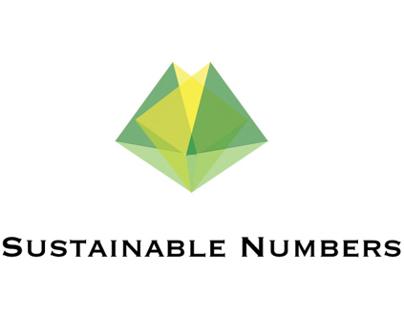 Sustainable Numbers Branding + Design