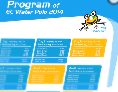Program design - for EC WP 2014