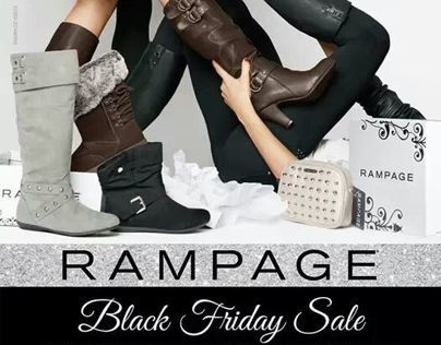 Rampage Black Friday