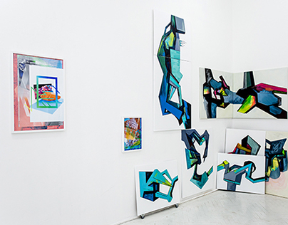 Web of love - exhibition