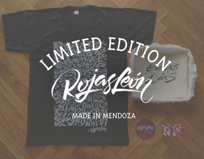 LIMITED EDITION, MADE IN MENDOZA
