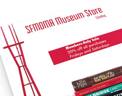 San Francisco MOMA Store Catelog