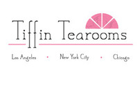 Tiffin Tearooms Branding