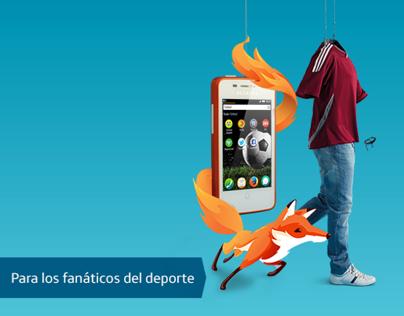 [MOVISTAR] Impulsos en Redes sociales de Smartphones