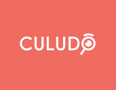 Culudo logo and web