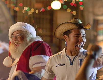 "TV Campaign - ""Santa Catracho"""