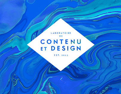 CONTENT DESIGN LAB - Corporate Identity