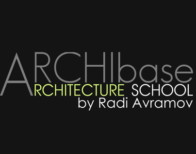 ARCHIbase - Architecture school in Plovdiv, Bulgaria