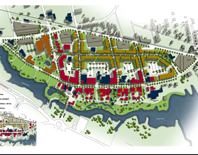 Riverhead Master Plan