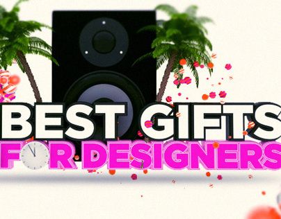 Best Gifts for Designers