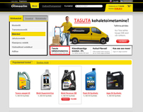 Motor oil and lubricants | e-shop