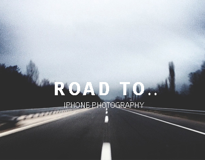 ROAD TO with Iphone